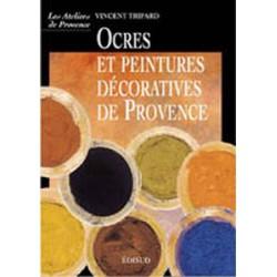 Ocres et peintures décoratives de Provence