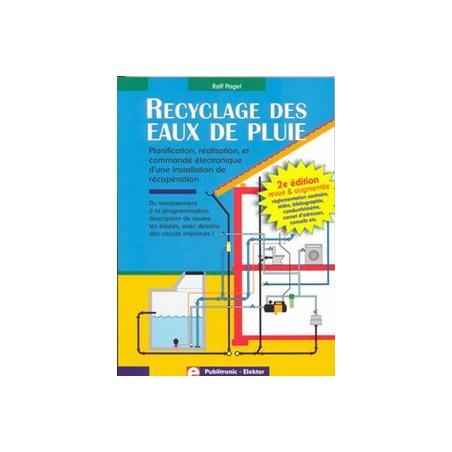Recyclage des eaux de pluie