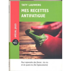 Recettes Antifatigue (Mes)