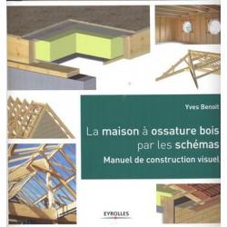 Maison à ossature bois par les schémas (La)