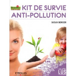 Kit de survie anti pollution