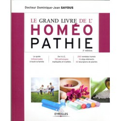 Grand livre de l'homéopathie (Le)