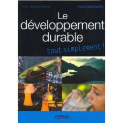 Développement durable (Le) – tout simplement