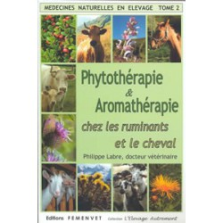 Phytothérapie & Aromathérapie chez les ruminants