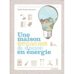 Maison économe & douce en énergie (Une)