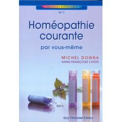 Homéopathie courante par vous même