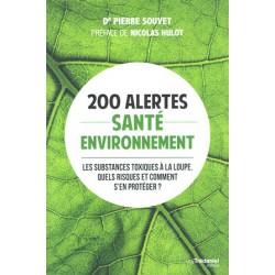 200 alertes santé environnement