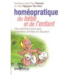 Homéopratique du bébé et de l'enfant