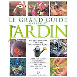 Grand guide marabout du jardin