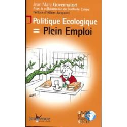 Politique écologique Plein emploi