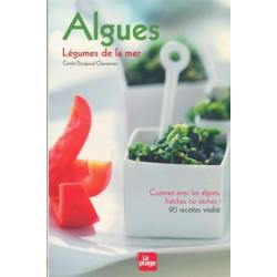 Algues légumes de la mer