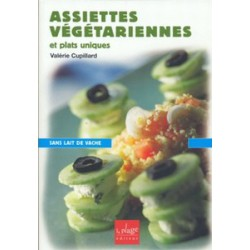 Assiettes végétariennes et plats uniques
