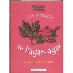 Secrets de l'agar agar (Les)