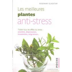 Meilleures plantes anti stress (Les)