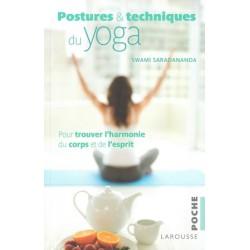 Postures & techniques du yoga