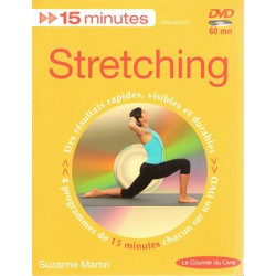 15 minutes Stretching + DVD