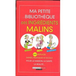 Petite bibliothèque des ingrédients malins (Ma)