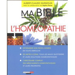 Bible de l'homéopathie (Ma)
