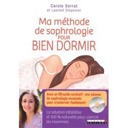 Méthode de sophrologie pour bien dormir (Ma) + CD