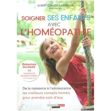 Soignez ses enfants avec l'homéopathie