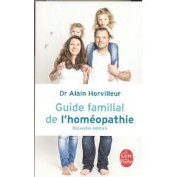Guide familial de l'homéopathie de poche