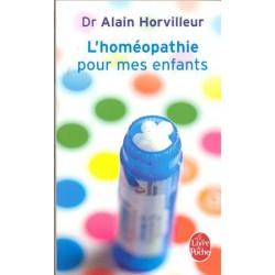 Homéopathie pour mes enfants (L')