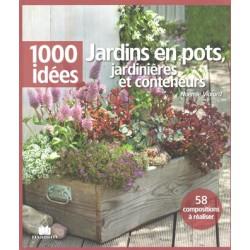 Jardins en pots jardinières et conteneurs