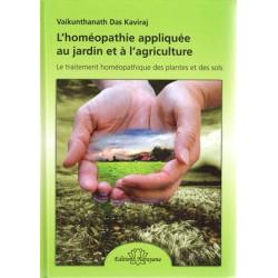 Homéopathie appliquée au jardin et à l'agriculture