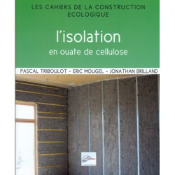 Isolation en ouate de cellulose
