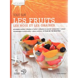 Tout sur les fruits les noix et les graines
