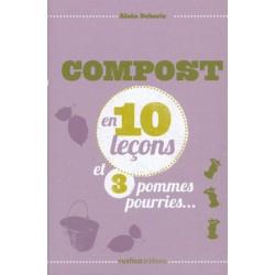 Compost en 10 leçons et 3 pommes pourries …