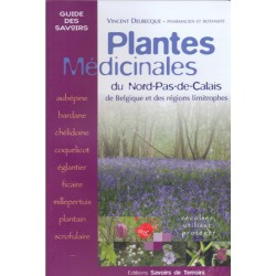 Plantes médicinales du Nord Pas de Calais