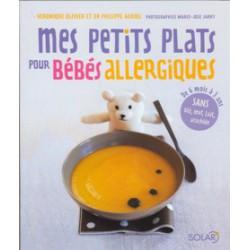 Petits plats pour bébés allergiques (Mes)