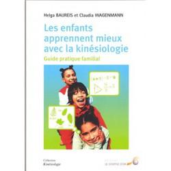 Enfants apprennent mieux avec la kinésiologie