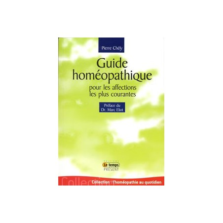 Guide homéopathique pour les affections