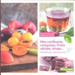 Confitures compotes fruits séchés ...