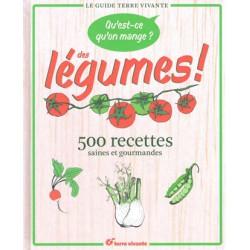 Qu'est ce qu'on mange ? Des légumes !