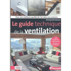 Guide technique de la ventilation (Le)