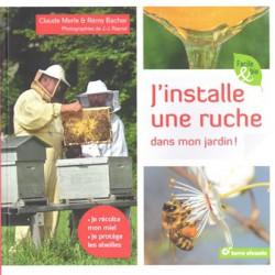 J'installe une ruche dans mon jardin !