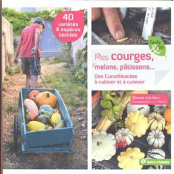 Courges melons pâtissons… (Mes)