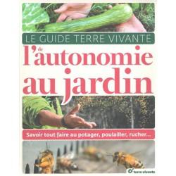 Guide Terre Vivante de l'autonomie au jardin (Le)