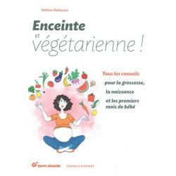 Enceinte et végétarienne !