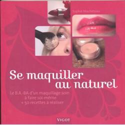 Maquiller au naturel (Se)