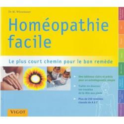 Homéopathie facile