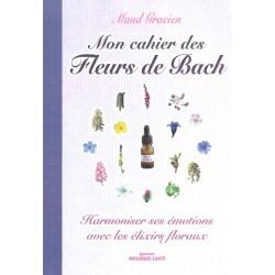 Cahier des fleurs de Bach (Mon)