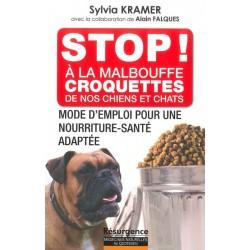 Stop à la malbouffe croquettes de nos chiens et chats