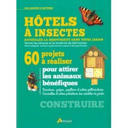 Hôtels à insectes - 60 projets