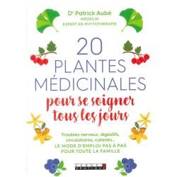 20 plantes médicinales pour...
