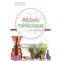Alcools médicinaux et...