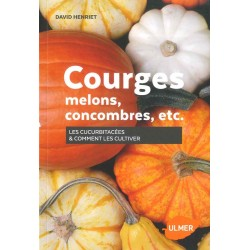 Courges, melons,...